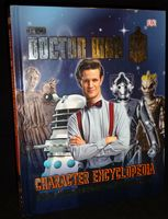 Doctor Who: Character Encyclopedia - Hardcover